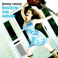 JENNY CASEY - ROCKIN THE HOUSE  CD NEW