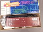 HO SCALE ROUNDHOUSE FAMILY LINES L&N SCL 480154 WAFFLE SIDE 50' BOX CAR KIT NOS