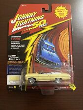 JOHNNY LIGHTNING 50 YEARS SPECIAL  69 CHEVY IMPALA RACE EDGE WHEELS 1 OF 700