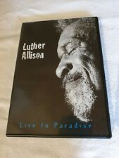 Luther Allison Live In Paradise Dvd