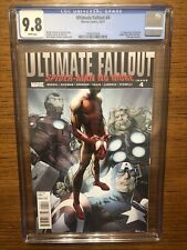 Ultimate Fallout 4 CGC 9.8 White Pages - 1st print - 1st Miles Morales