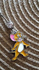 Tom and Jerry Jerry the mouse Belly Ring Navel Ring 14G Surgical Steel Dangle