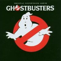 GHOSTBUSTERS ORIGINAL SOUNDTRACK CD NEUWARE
