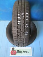 pneumatici gomme usate 175/65 r15 continental ts 810 175 65 15 invernali -V876