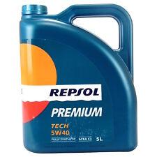 Repsol Premium Tech  5W-40 5 LITRI