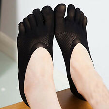 2 Pairs No Show Foot Alignment Walk Right Toe Socks  Bunions, Cramps, Hammer Toe