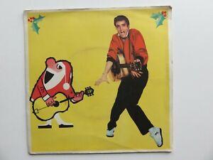ELVIS PRESLEY SINGS CHRISTMAS SONGS  1960 UK RCA E.P  GATEFOLD SLEEVE
