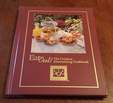 Cooking Club of America Eat Out! The Outdoor Entertaining Cookbook Vf+Nm