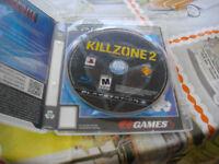 Killzone 2 (Sony Playstation 3, 2009) disk only