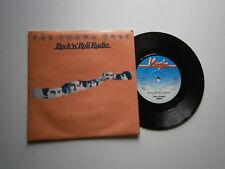 "THE YOUNG ONES: Rock 'N' Roll Radio (Virgin) 1978 7"" Single"