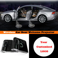Your Customized Logo Ghost Shadow Car Door LED Projector Laser Lights Wireless