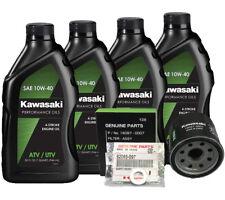 Kawasaki 12-17 750CC 800CC Teryx/4 Oil Change Kit