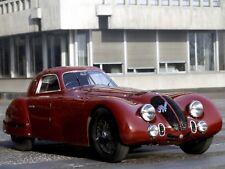 ADESIVO STICKER Alfa Romeo 8C 2900B Speciale Le Mans 1938