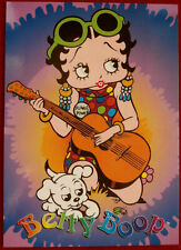 BETTY BOOP - Individual Card #23 - SCANDALS OF 1974 - ACCOUSTIC GUITAR