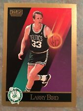 1990/91 SkyBox Basketball Card #14 Larry Bird Boston Celtics HOF NM/MT-MT