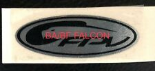 CUSTOM FPV STYLE STEERING WHEEL DECAL COMPATIBLE WITH BA/BF XR6/8 G6E TURBO GT
