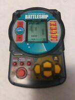 Vintage 1995 Milton Bradley Battleship Electronic Hand-Held Game Tested & Works