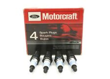 NEW Motorcraft Spark Plugs Set of 4 SP-447 Ford Lincoln Mercury Chevy GMC 68-02