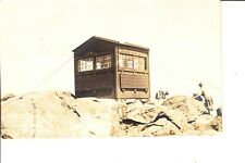 Mount Monadnock, NH  Tip Top House  Real Photo 1920s