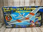 Estes Pee Wee Fighter Radio Control Fighter Plane/ NEW in box/ Easy to fly