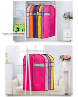 New Home Storage Protect Cover Travel Bag for Garment Suit Dress Clothes Jacket.