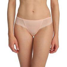 Marie Jo Undertones String Glossy Pink Slip Nude Dessous 0602010