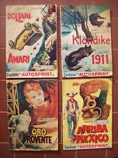 """1962 LOTTO DI 4 FUMETTI """"ALBI DELL'INTREPIDO"""""""