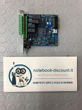 GeoVision GV-NET /IO Card V3.10 Video Sorveglianza Module Board Surveillance OK