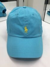 Polo Ralph Lauren Men's Cotton Chino Sports Cap One Size French Turquoise $40