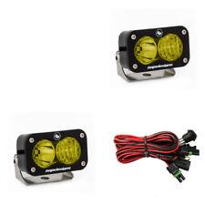 Baja Designs S2 Pro Pair Driving Combo LED Amber 487813