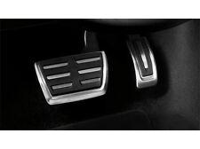 Audi A1 8X A3 8V TT 8S Edelstahl Pedalkappen Set S tronic 8V1064205