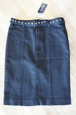 Topshop Knee Length Denim A-line Skirts for Women