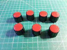 tipo de Perilla de diapositivas Negro para su uso con potentiome deslizante Perilla de potenciómetro Sifam