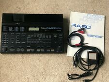 Roland- RA 50 Real Time Arranger w/AC adapter, Midi cables, Audio Cables, Manual