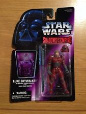 1996 Star Wars Shadows Of The Empire Luke Skywalker In Imperial Guard Outfit MOC
