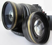 Wide Angle Tele Lens For Sony A330  A390 A100 A700 A900 A300 A230 A350 A65 o