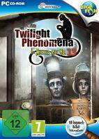 Twilight Phenomena: Die Mieter aus Nr. 13 (PC, 2013, DVD-Box)