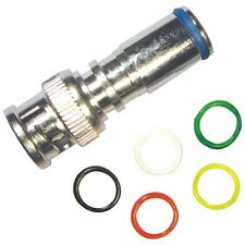 Wholesale 50PK Forza BNC Connectors Weather Seal Compression High Perf 4094-10