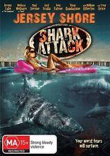 Jersey Shore Shark Attack (DVD, 2012) - Region 4