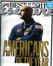 MARK KELLY Esquire Magazine 12/11 AMERICANS OF YEAR STEVE JOBS