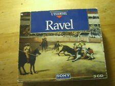 Ravel - L'Essentiel [3 CD Box]SONY Ormandy MUNCH Boulez