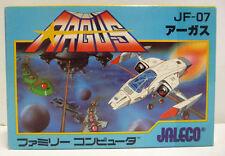 ARGUS - JALECO FAMICOM FC NES NINTENDO IMPORT JAPAN