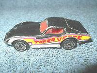 1979 MATCHBOX SUPERFAST CHEVROLET CORVETTE TURBO VETTE 1:64 DIECAST CAR MACAU
