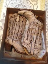Beautiful!! Women's Corral boots, size 7.5 EUC! ❤️