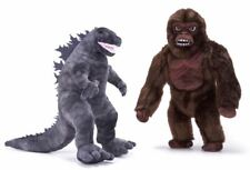 More details for official warner bros godzilla vs kong 12 inch plush soft toy teddy new with tags