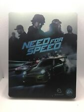 Need for Speed Steelbook Edition (Microsoft Xbox One, 2015) Used