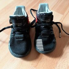 Baby Boys Adidas EQT Trainers size 5