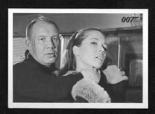 2016 James Bond Classics On Her Majestys Secret Service Throwback Set Card #51
