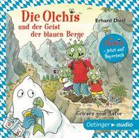 ERHARD DIETL - DIE OLCHIS UND DER GEIST DER BLAUEN BERGE (BAYERIS   CD NEU