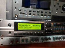 Roland xv-5080 xv 5080 Synthesizer Sound module World wide shipping! 110~240v